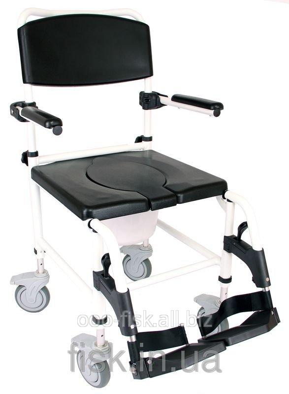 Кресло-каталка для душа и туалета ОSD WAVE