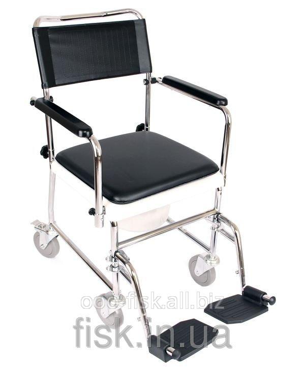 Кресло-каталка с санитарным оснащением ОSD JBS
