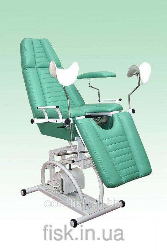 Кресло гинекологическое СДС КС-1РГ с гидравлической регулировкой высоты
