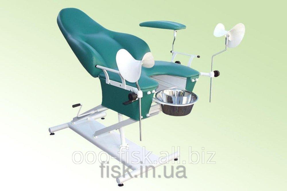 Кресло гинекологическое СДС КС-2РМ