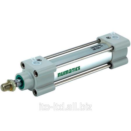 Купить Пневматический цилиндр ASCO Numatics со стяжными шпильками серии 450