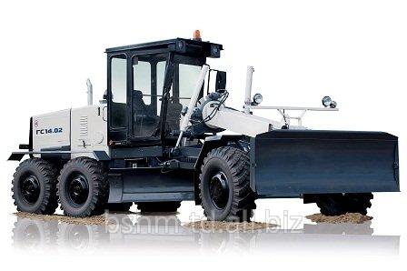 Автогрейдер среднего класса RM-Terex ГС-14.02