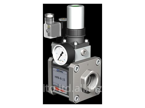 Купить Клапан с пневмоприводом HPB-N 15