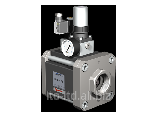 Buy The valve with HPB-N 32 pneumatic actuator