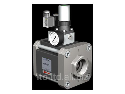 Купить Клапан с пневмоприводом HPB-N 32