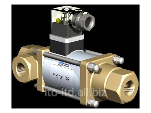 Купить Клапан ходовой коаксиальный 3/2 прямого действия MK 10 DR
