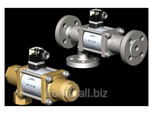 Buy 3/2 hodovy coaxial valve of direct action of MK/FK 15 DR