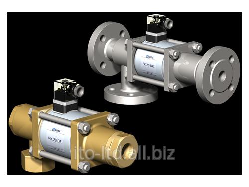 Купить Клапан ходовой коаксиальный 3/2 прямого действия MK / FK 20 DR