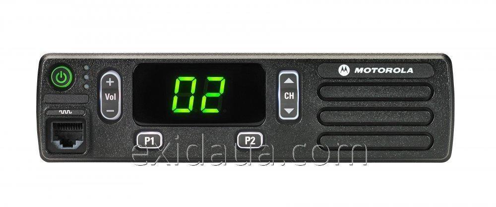 Цифровая автомобильная радиостанция Motorola MotoTRBO DM1400
