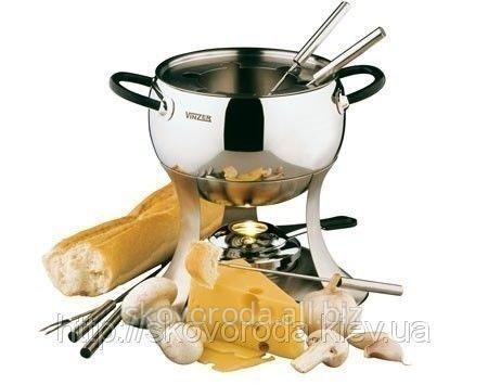 Купить Ковш кухонный Vinzer Grand Majestic Glossy 89160 (14см, 1.2л)