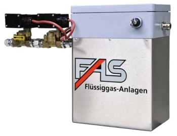 Испарительная установка, тип FAS 2000 • 15 кг/час