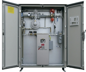 Испарительная установка, тип FAS 2000 • 100 кг/час