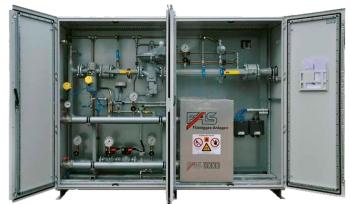 Жидкостные испарительные установки FAS 3000