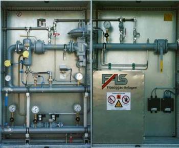 Испарительная установка FAS 3000 • 200 кг/час