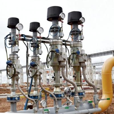 Cмесительные установки PROPANE-AIR MIXER