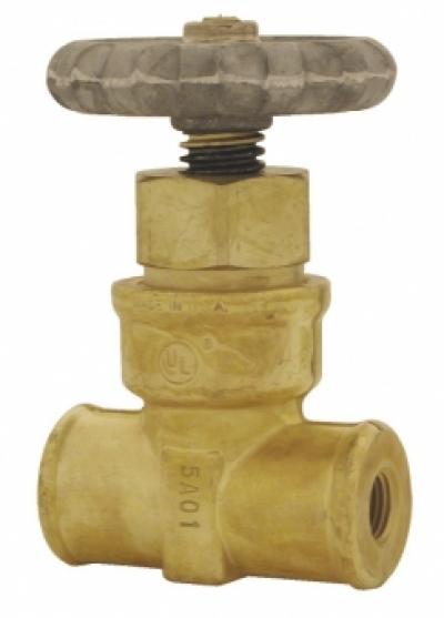 Запирающий/регулировочный клапан PN20 c NPT-резьбой