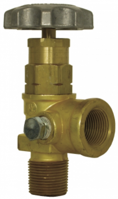 Угловой клапан PN25