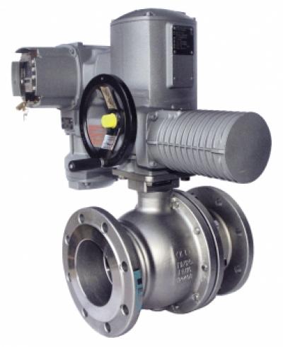 Электроприводы для клапанов AUMA серии SGeXC