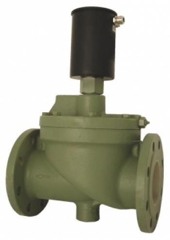 Электромагнитный клапан PN40, Ex-защита