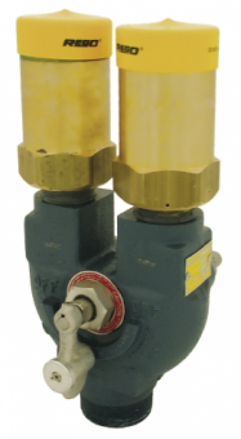 Клапан-переключатель Duoport- PN25, без защитного колпачка