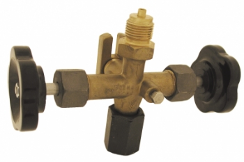 Запирающий клапан PN40 (номер по каталогу 17 155)