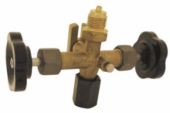 Запирающий клапан PN40 (номер по каталогу 17 159)