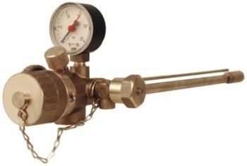 Мультиклапан PN25 для резервуаров СУГ, с типовым допуском (номер по каталогу 18 024)
