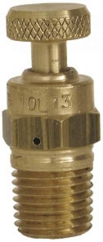 """Контрольный клапан PN40, с наружной резьбой ¼"""" NPT (номер по каталогу 18 438)"""