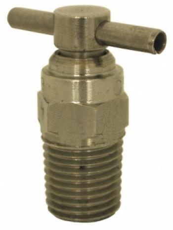 """Контрольный клапан PN40, с наружной резьбой ¼"""" NPT (номер по каталогу 18 436)"""