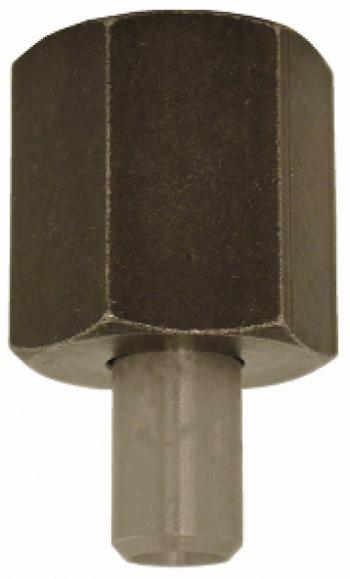 """Накидная гайка стальная PN40 со сварочными штуцерами, DIN 16284, резьба G½"""" (номер по каталогу 17 183)"""