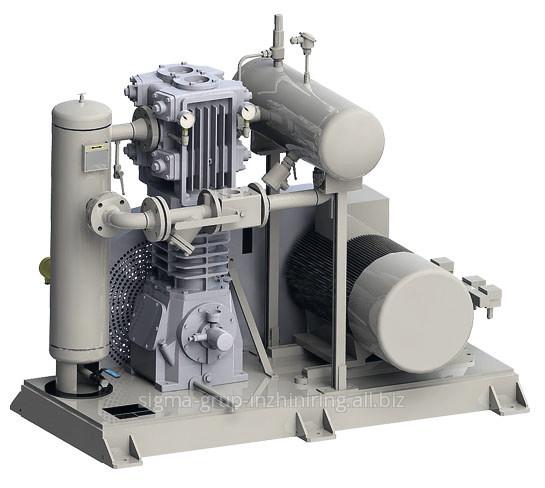 Поршневые компрессорные агрегаты FAS-CORKEN для перегрузки СУГ и аммиака безводного