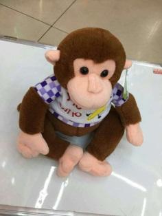 Купити М'яка іграшка мавпи, моя модель-020