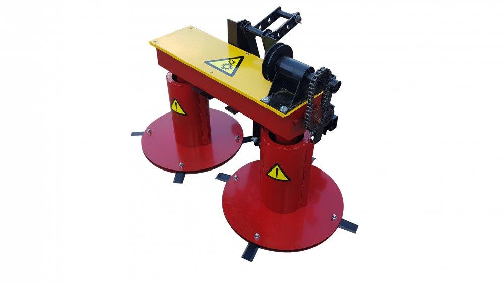 Косилка роторная мототракторная КР-1,1 ПМ-2