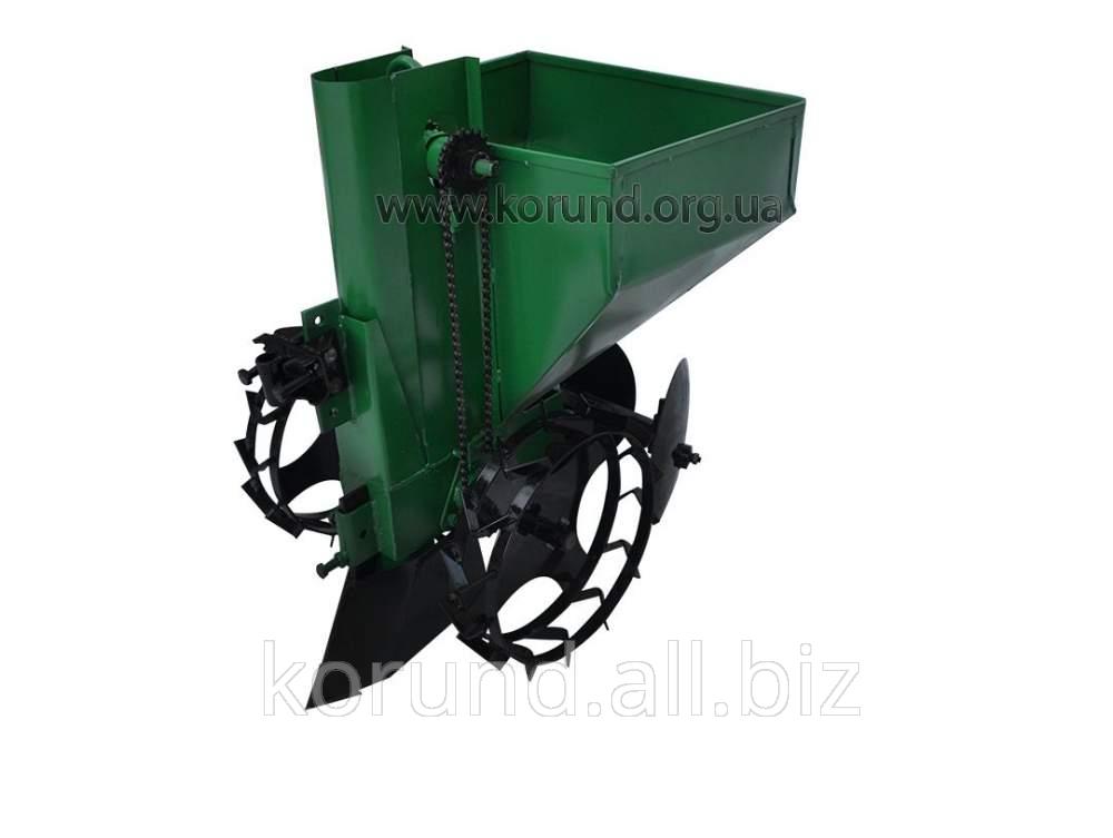 Kartofelesazhalka for the motor-block KSN-1m