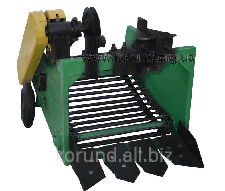 Potato digger for the KMT-1 motor-block