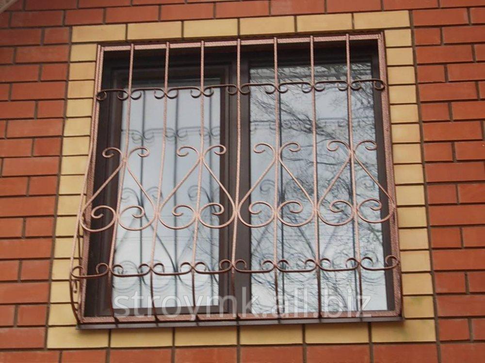 Новокузнецк решетки на окно