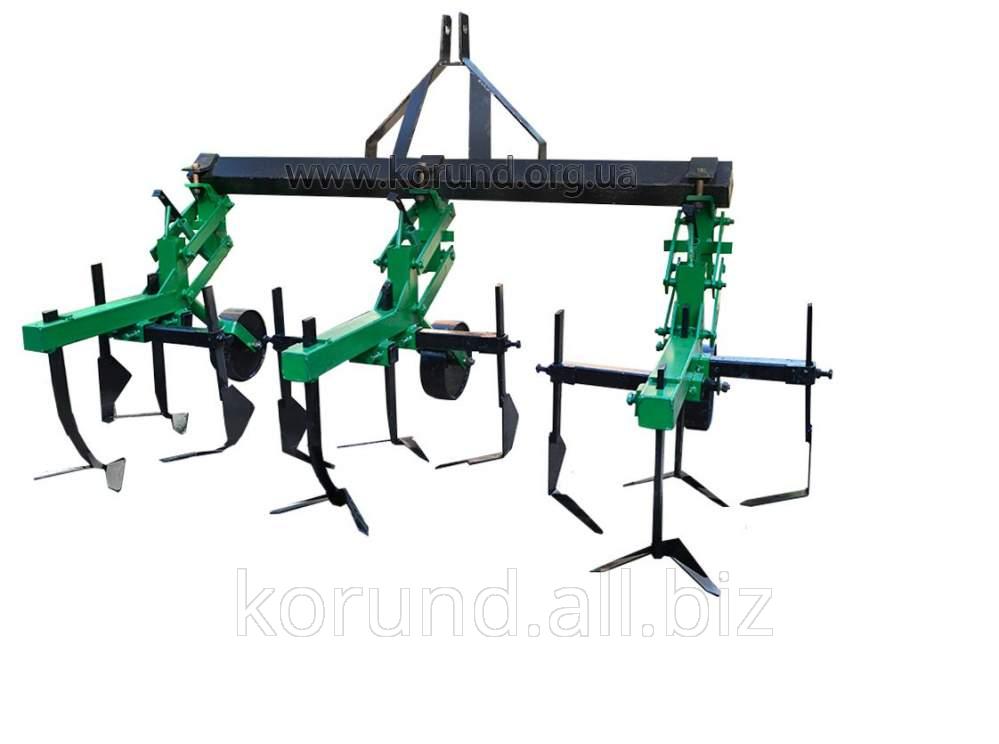 Культиватор для минитрактора КМО-2,1 междурядной обработки