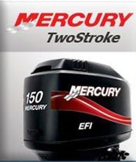 Купить Мотор лодочный Mercury 3.3 м