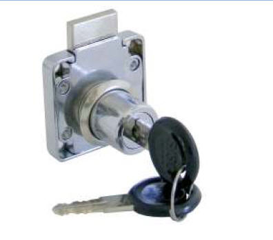 "Buy Locks furniture RIM LOCK No. 850"" MIC"