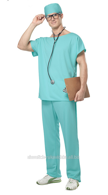 Купить Костюм мужской для врача