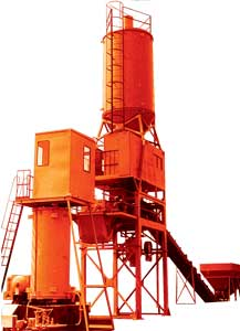 Купить Установка бетоносмесительная СБ 75А