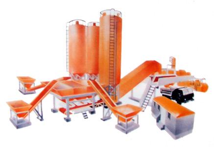 Купить Установка бетоносмесительная СБ-109А