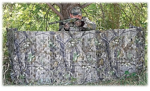 Маскировка-скрадок для охоты Primos Stake Out Hunting Blind