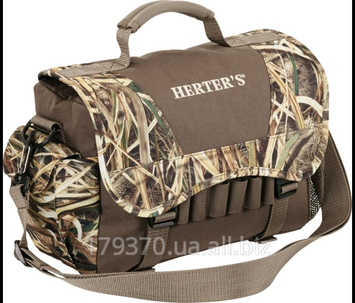 Bag hunting Herter's Quick Hit Timber Bag