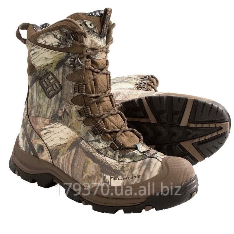 Ботинки охотничьи Columbia Sportswear Bugaboot Plus II Omni-Heat Camo Boots