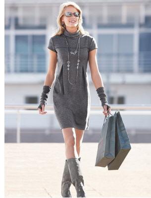 edd994c1d8e Трикотажные платья только оптом купить в Киеве