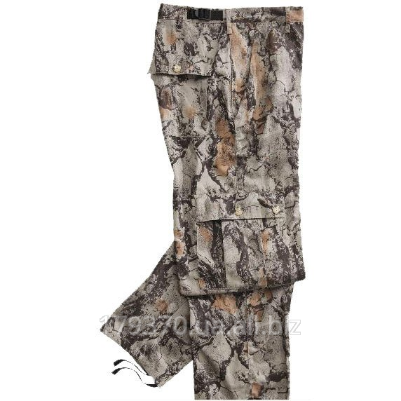 Брюки для охоты Natural Gear Camouflage Fatigue 6 pocket Pant