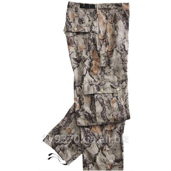 Брюки для охоты Natural Gear Camouflage Fatigue 6 pocket Pant
