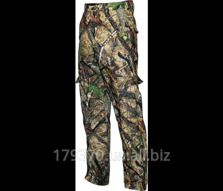 Штаны охотничьи True Timber Cotton-Twill Cargo Pants