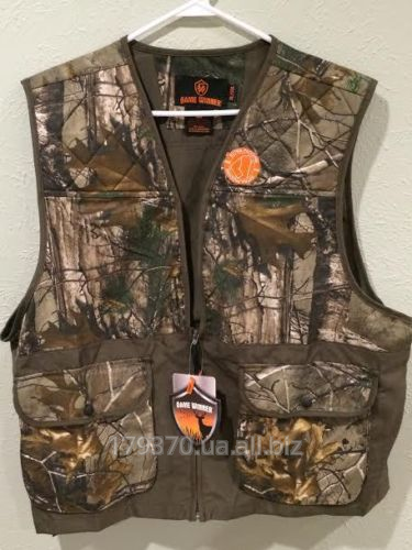 Жилет охотничий легкий Game Winner Men's Game Vest